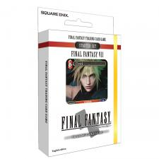Final Fantasy Opus I - VII Fire and Earth Starter Deck Square Enix | Cardboard Memories Inc.