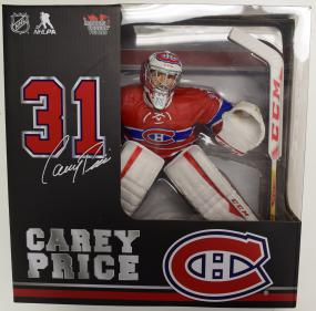 2016-17 Import Dragon Figures - Carey Price 12-Inch Import Dragon Figures | Cardboard Memories Inc.