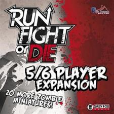 Run Fight or Die - 5/6 Player Expansion Alderac Entertainment Group | Cardboard Memories Inc.