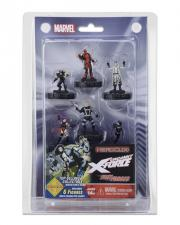 Marvel HeroClix - Deadpool & X-Force - Fast Forces Pack Wizkids | Cardboard Memories Inc.