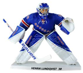 2016-17 Import Dragon Figures - Henrik Lundqvist 12-Inch Import Dragon Figures | Cardboard Memories Inc.