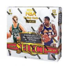 2016-17 Panini Select Basketball Hobby Box Panini | Cardboard Memories Inc.