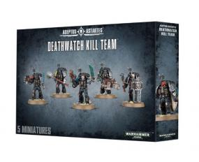 Warhammer 40,000 - Deathwatch Kill Team 39-10 Games Workshop | Cardboard Memories Inc.