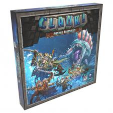 Clank! Sunken Treasures Expansion Renegade Game Studios | Cardboard Memories Inc.