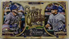 2017 Topps Gypsy Queen Baseball Hobby Box Topps | Cardboard Memories Inc.