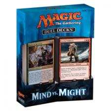 Magic the Gathering Duel Decks - Mind vs. Might Magic The Gathering | Cardboard Memories Inc.