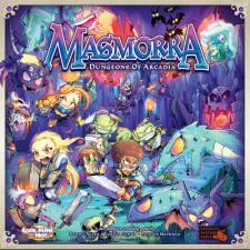 Masmorra - Dungeons of Arcadia Cool Mini or Not | Cardboard Memories Inc.