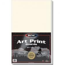 BCW Art Print Boards 11 x 17 BCW | Cardboard Memories Inc.