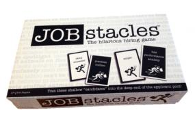 Jobstacles Self Published | Cardboard Memories Inc.
