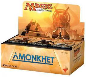 Magic the Gathering Amonkhet Booster Box Magic The Gathering | Cardboard Memories Inc.