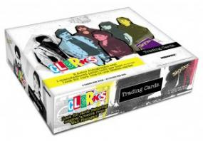 2017 Upper Deck Clerks Movie Trading Cards Hobby Box Upper Deck | Cardboard Memories Inc.