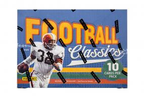 2017 Panini Classics Football Hobby Box Panini | Cardboard Memories Inc.