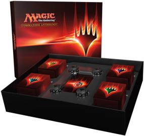 Magic the Gathering 2017 Commander Anthology Magic The Gathering | Cardboard Memories Inc.