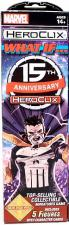 Marvel HeroClix - What if...? 15th Anniversary - Booster Pack Wizkids | Cardboard Memories Inc.