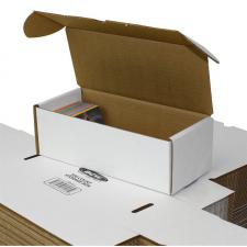 500 Count Cardboard Card Box Bundle of 25 Ultra Pro | Cardboard Memories Inc.