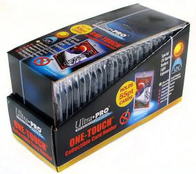 Ultra Pro Magnetized One Touch - 55pt (25-Count Box) Ultra Pro | Cardboard Memories Inc.