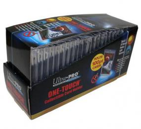 Ultra Pro Magnetized One Touch - 100pt (25-Count Box) Ultra Pro | Cardboard Memories Inc.