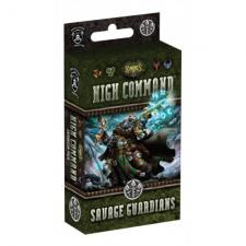 Hordes - High Command - Savage Guardians Expansion Set - PIP 61013 Privateer Press | Cardboard Memories Inc.