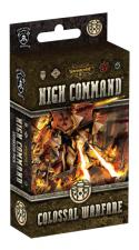 Warmachine - High Command - Colossal Warfare Expansion - PIP 61010 Privateer Press | Cardboard Memories Inc.