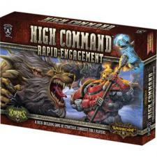 High Command - Rapid Engagement - PIP 61011 Privateer Press | Cardboard Memories Inc.