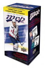 2017-18 Upper Deck MVP Hockey Blaster Box Upper Deck | Cardboard Memories Inc.