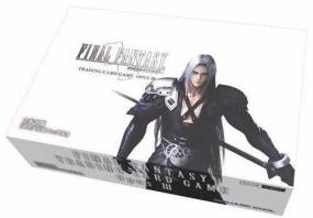 Final Fantasy Opus III Booster Box Square Enix | Cardboard Memories Inc.