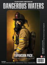 Flash Point - Fire Rescue - Dangerous Waters Expansion Pack Indie Board and Cards | Cardboard Memories Inc.