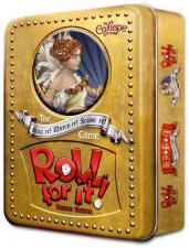 Roll For It! Deluxe Edition Calliope Games | Cardboard Memories Inc.