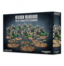Warhammer 40,000 - Necron Warriors Games Workshop | Cardboard Memories Inc.
