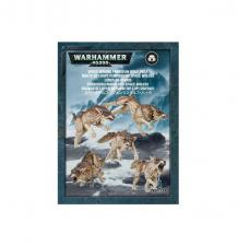 Warhammer 40,000 - Space Wolves Fenrisian Wolf Pack 53-10 Games Workshop | Cardboard Memories Inc.
