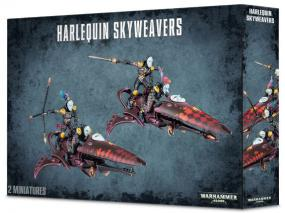 Warhammer 40,000 - Harlequin Skyweavers Games Workshop | Cardboard Memories Inc.