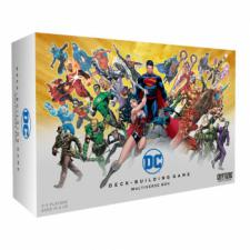 DC Comics Deck-Building Game - Multiverse Box Cryptozoic | Cardboard Memories Inc.