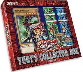 Yu-Gi-Oh! Yugi's Collector Box Konami | Cardboard Memories Inc.