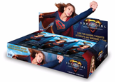 2018 Cryptozoic Supergirl Season 1 Trading Cards Hobby Box