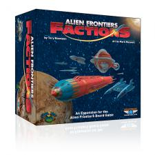 Alien Frontiers - Factions (2nd Edition) Expansion Game Salute | Cardboard Memories Inc.