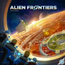 Alien Frontiers (5th Edition) Game Salute | Cardboard Memories Inc.