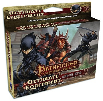 Pathfinder Adventure Card Game - Ultimate Equipment Add-On Deck