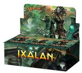 Magic the Gathering Ixalan Booster Box Magic The Gathering | Cardboard Memories Inc.