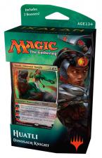 Magic the Gathering Ixalan Planeswalker Deck - Huatli Magic The Gathering | Cardboard Memories Inc.