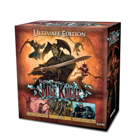 Mage Knight - Ultimate Edition (Pre-Order, December 19th 2018)