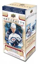 2017-18 Upper Deck Artifacts Hockey Blaster Box Upper Deck | Cardboard Memories Inc.