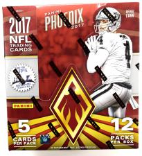 2017 Panini Phoenix Football Hobby Box Panini | Cardboard Memories Inc.