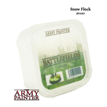 Army Painter Battlefields - Snow The Army Painter | Cardboard Memories Inc.