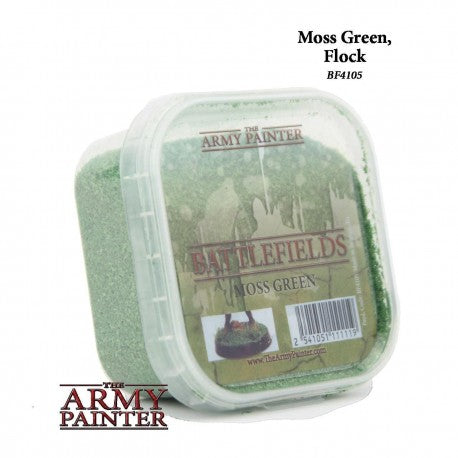 Army Painter Battlefields - Moss Green The Army Painter | Cardboard Memories Inc.
