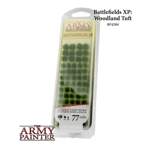 Army Painter Battlefields - Woodland Tuft The Army Painter | Cardboard Memories Inc.