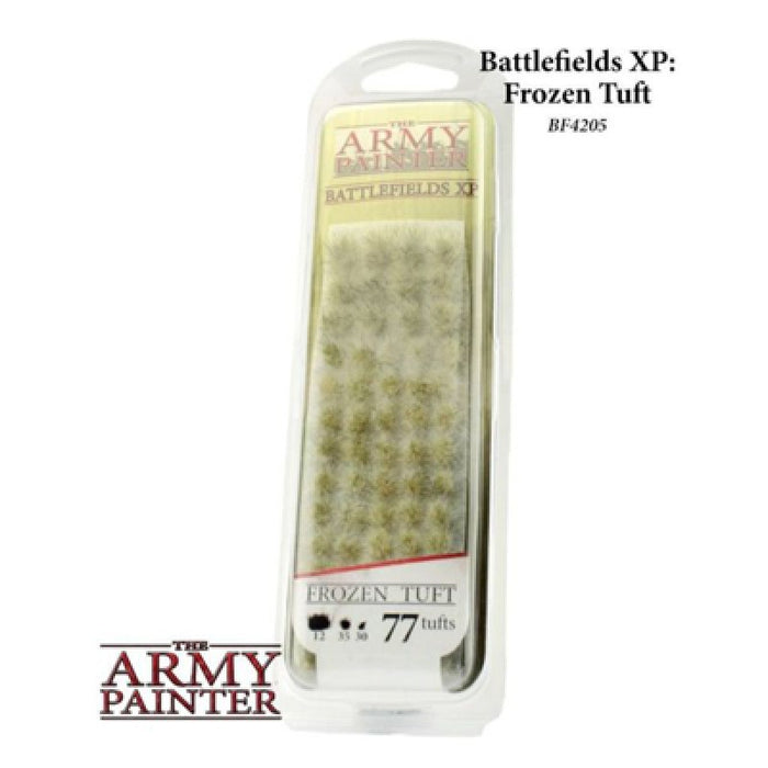 Army Painter Battlefields - Frozen Tuft The Army Painter | Cardboard Memories Inc.