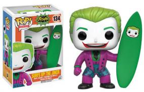 POP! Batman Classic TV Series - Surf's Up! The Joker Funko | Cardboard Memories Inc.