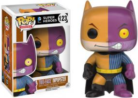 POP! DC Comics - Two-Face Impopster Funko | Cardboard Memories Inc.