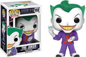 POP! Batman the Animated Series - The Joker Funko | Cardboard Memories Inc.