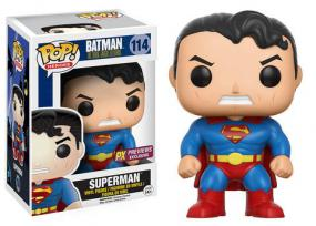 POP! Batman the Dark Knight Returns - Superman Funko | Cardboard Memories Inc.